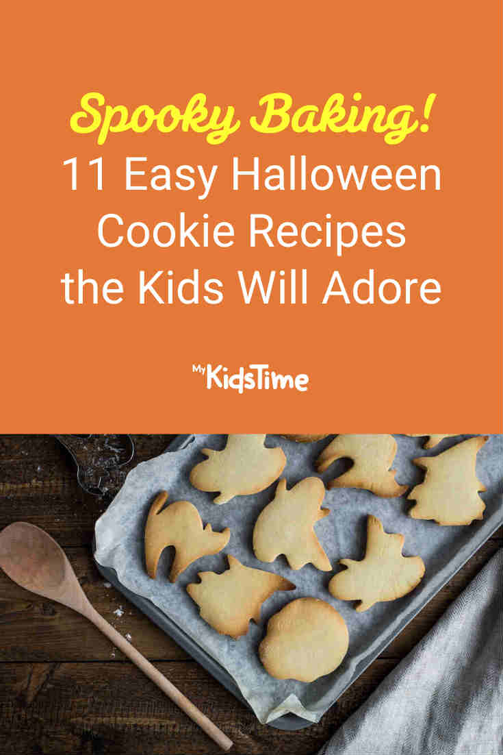 11 Easy Halloween Cookie Recipes the Kids Will Adore - Mykidstime