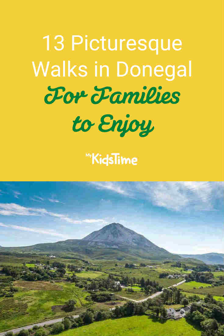 13 Picturesque Walks in Donegal for Families to Enjoy - Mykidstime