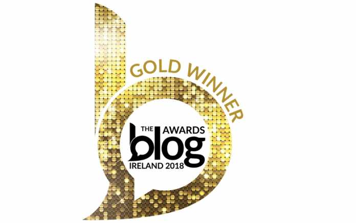 2018 blog awards ireland