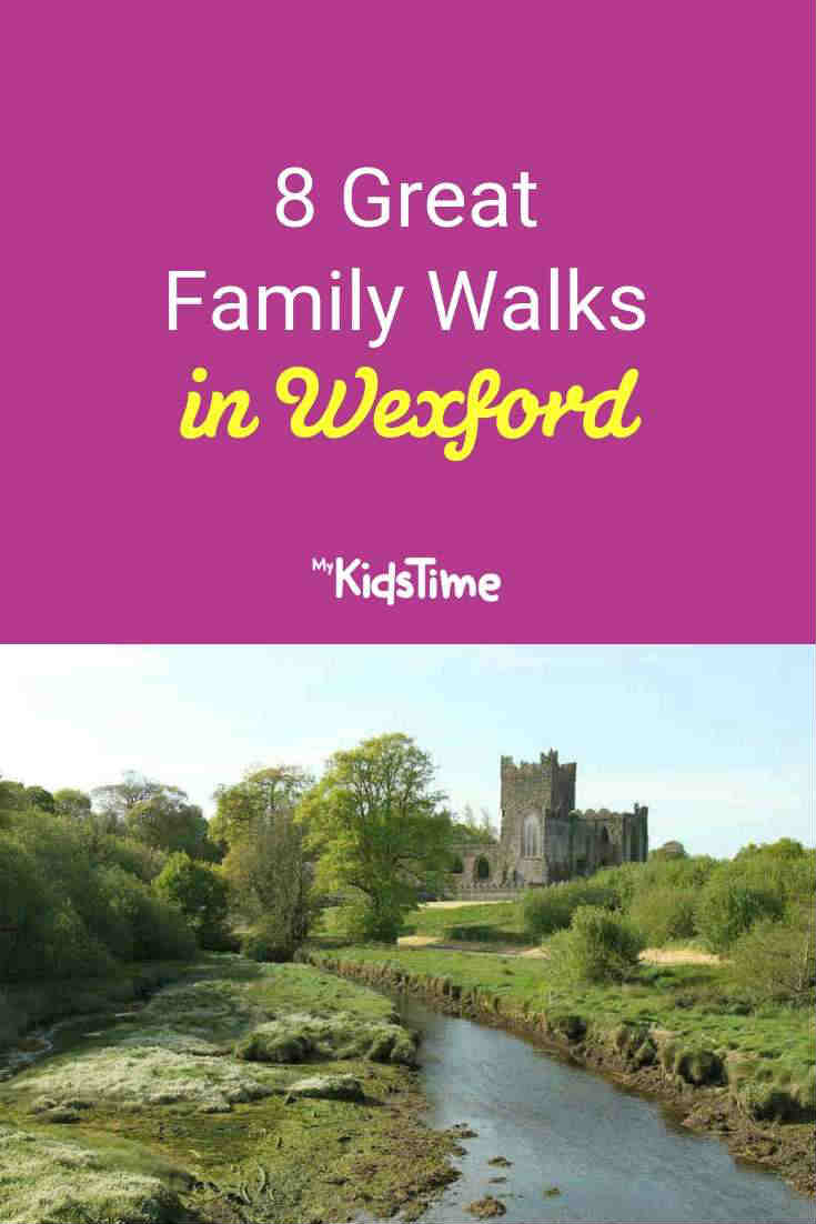 8 Great Family Walks in Wexford - Mykidstime