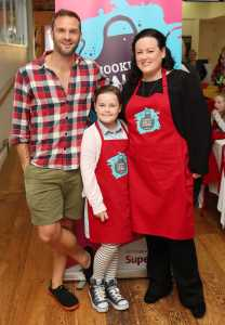 Mykidstime Supervalu Cooking Allstars kids in the kitchen