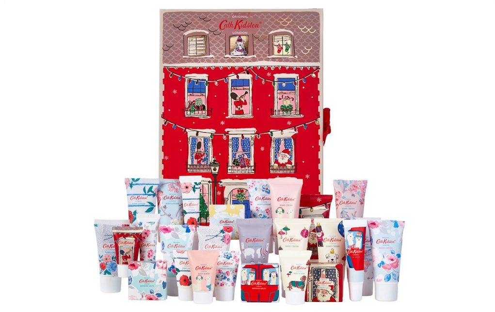 Mykidstime cath kidston adult advent calendars
