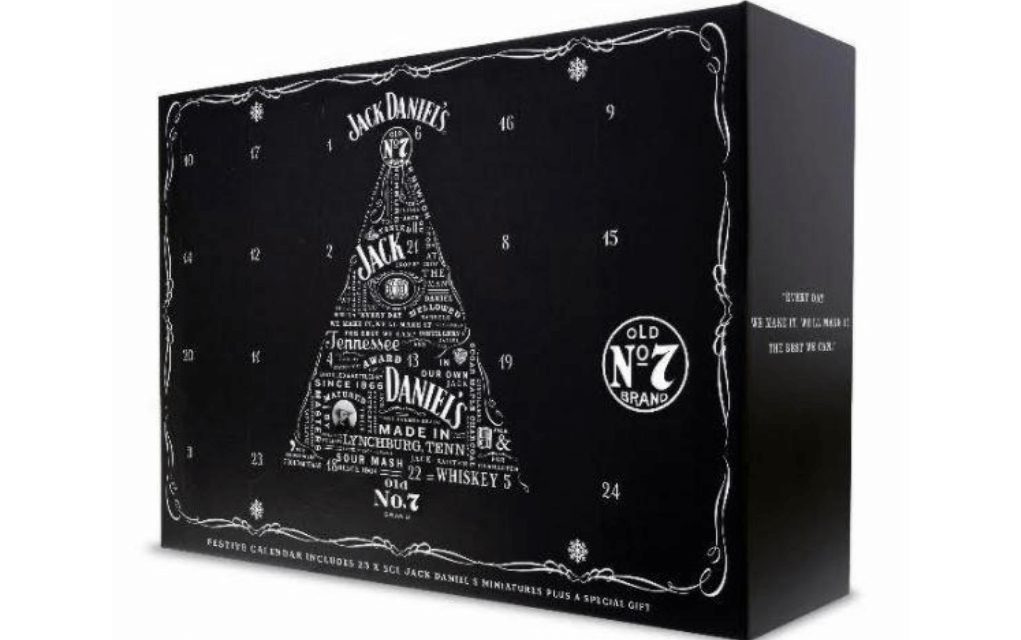 Mykidstime Jack Daniels adult advent calendars
