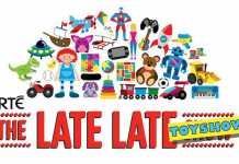 Mykidstime Late Late toy show tickets