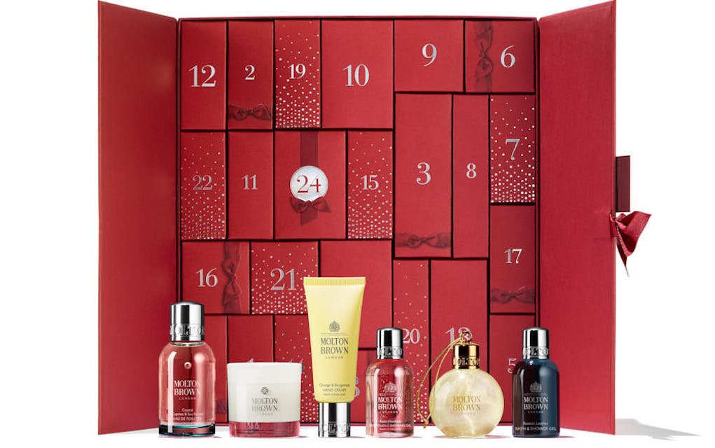 Mykidstime Molton Brown adult advent calendars
