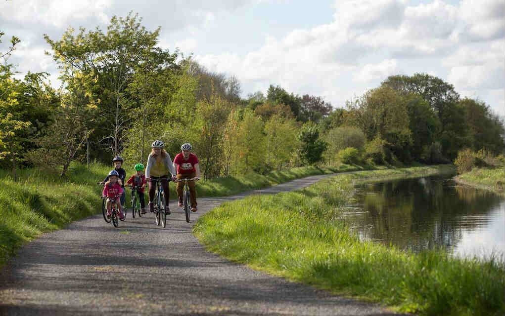 Royal Canal Greenway Westmeath - Mykidstime