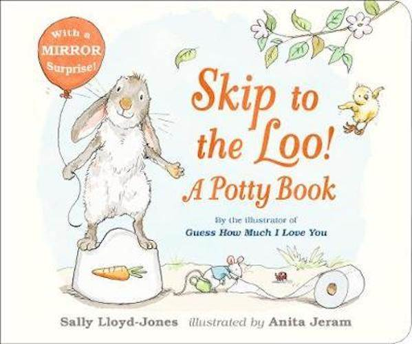 Skip to the Loo for potty training books