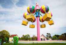 Mykidstime Peppa Pig World at Paultons Park