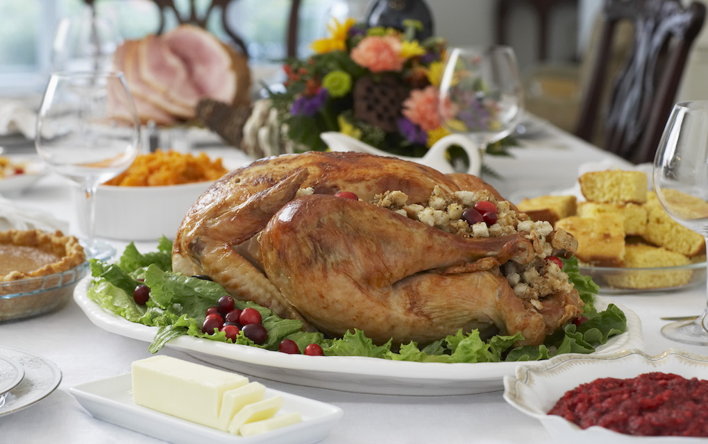 Turkey Dinner tips to help save time on Christmas dinner