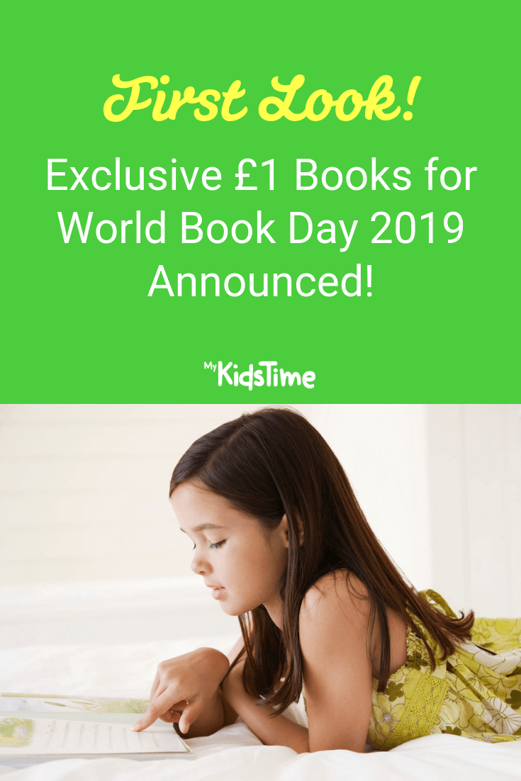 Mykidstime World Book Day 2019