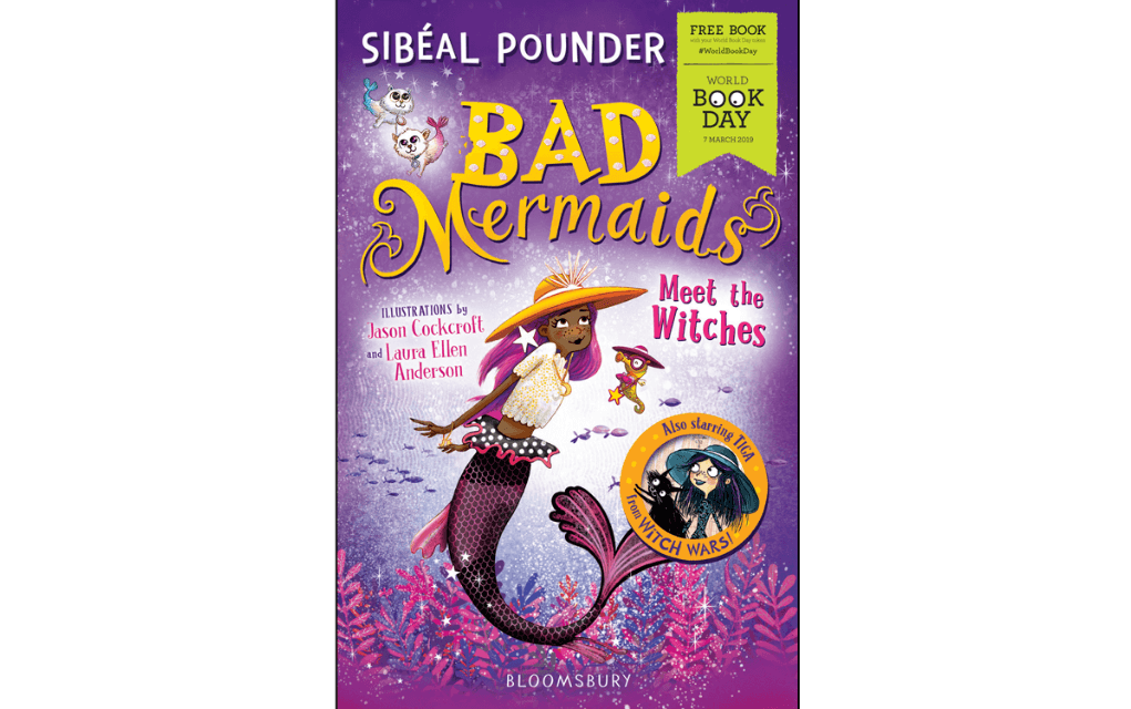 Mykidstime World Book Day 2019 Bad Mermaids Meet the Witches