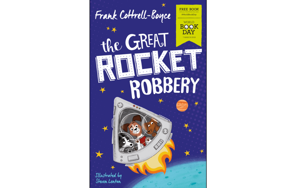 Mykidstime World Book Day 2019 The Great Rocket Robbery