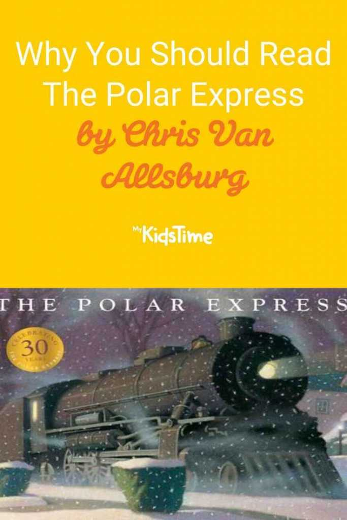 Why you should read The Polar Express