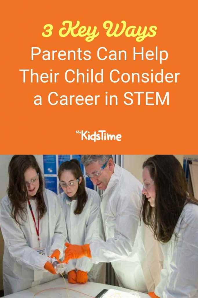 a career in stem