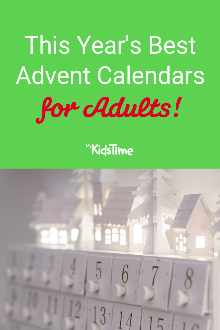 Adult advent calendars online