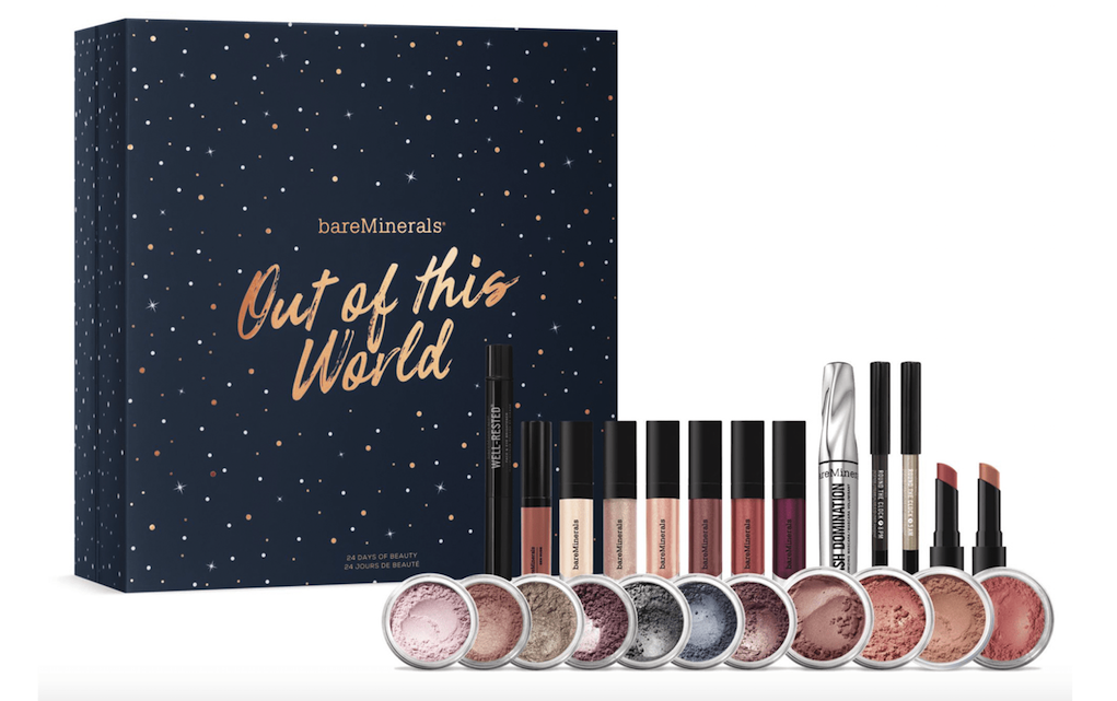 Mykidstime bareMinerals adult advent calendars