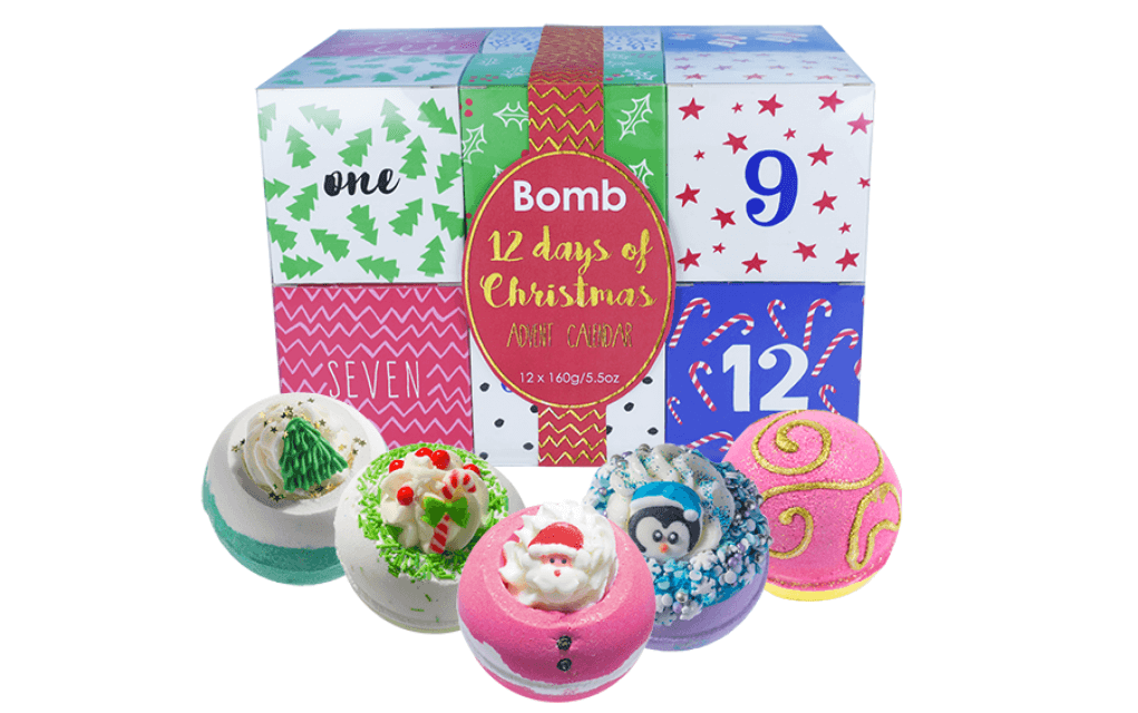 Mykidstime bomb cosmetics adult advent calendars