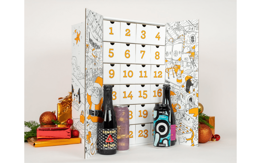 Mykidstime craft beer adult advent calendars