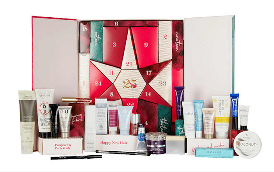 marks and spencer advent calendar