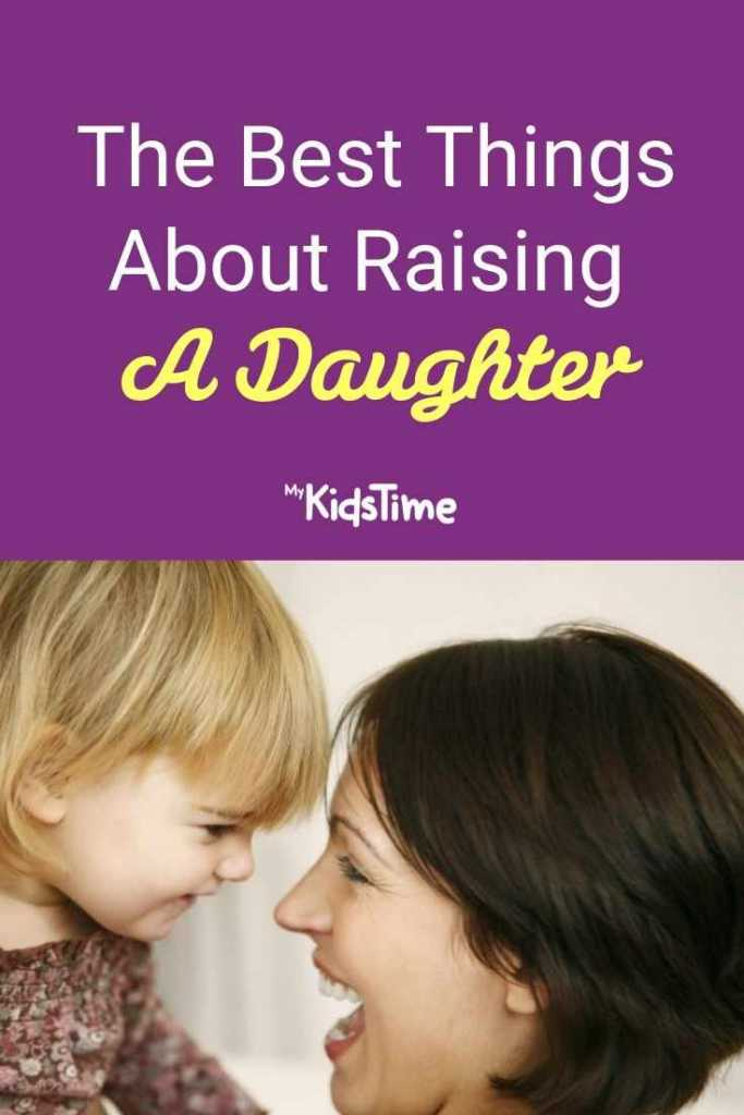 raising a daughter