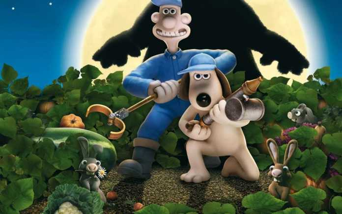 wallace and gromit and the curse of the wererabbit