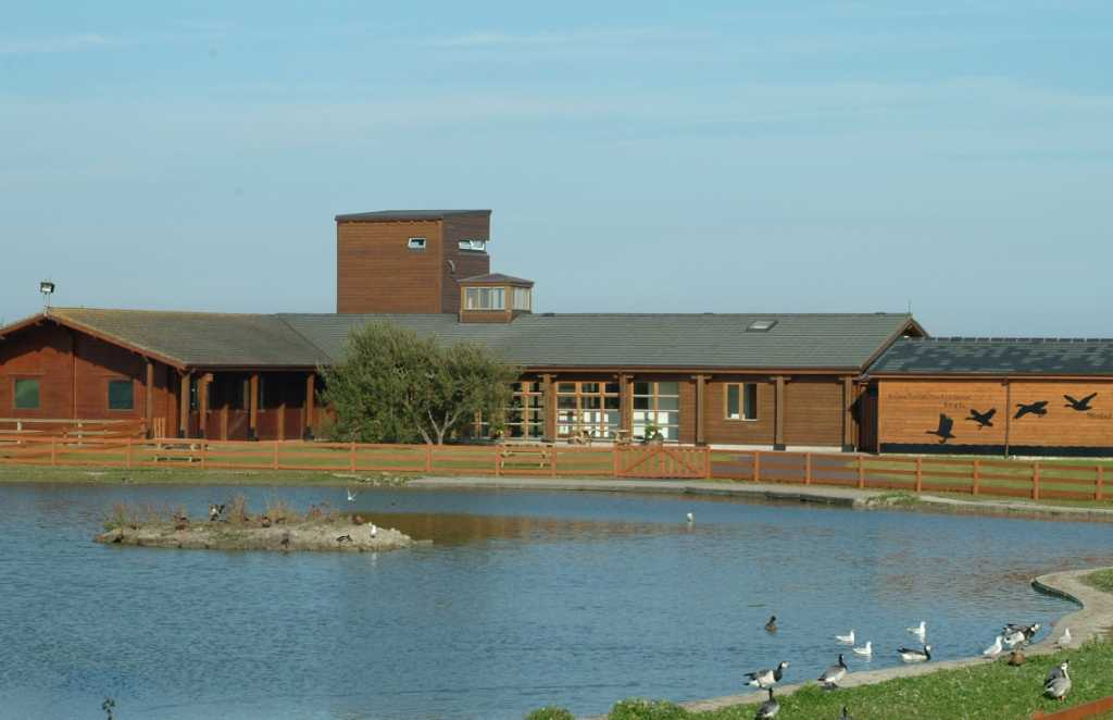 wexford wildfowl reserve discover centres in Ireland for STEM