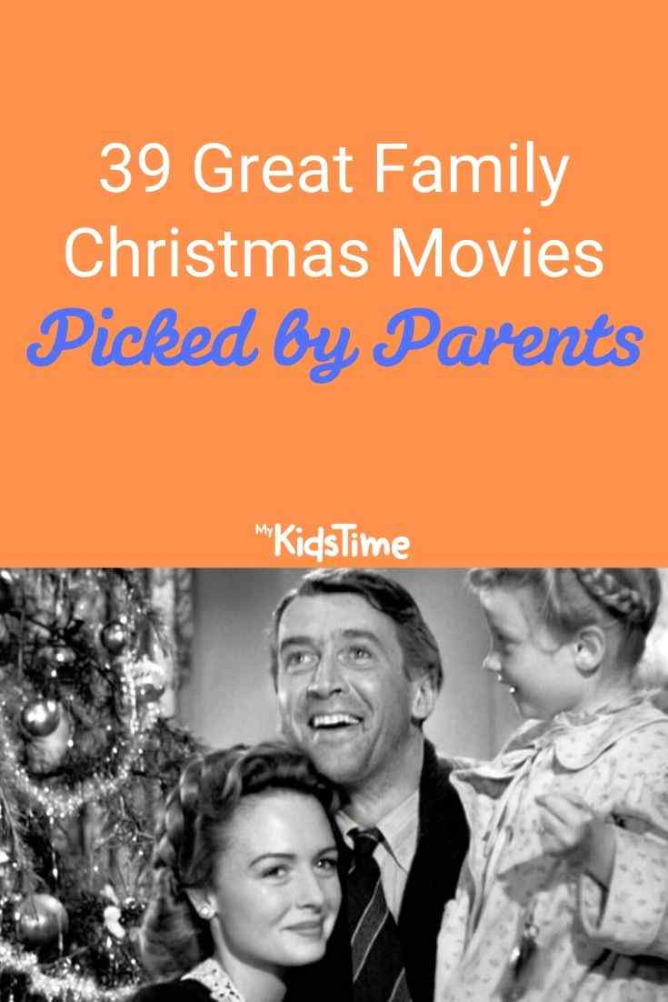 39 Great Family Christmas Movies Picked by Parents
