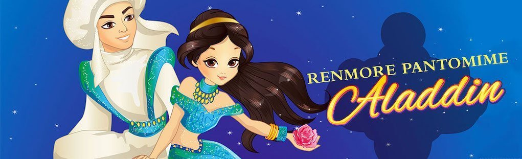 Aladdin Renmore Panto Galway 2019