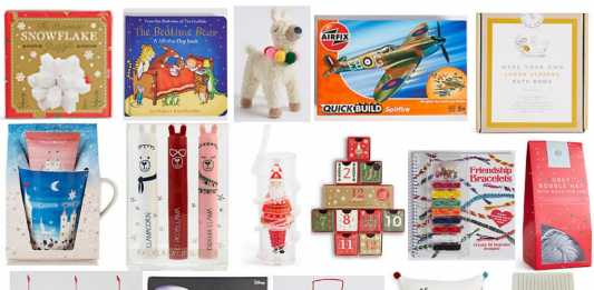 Christmas Gifts for Kids from M&S
