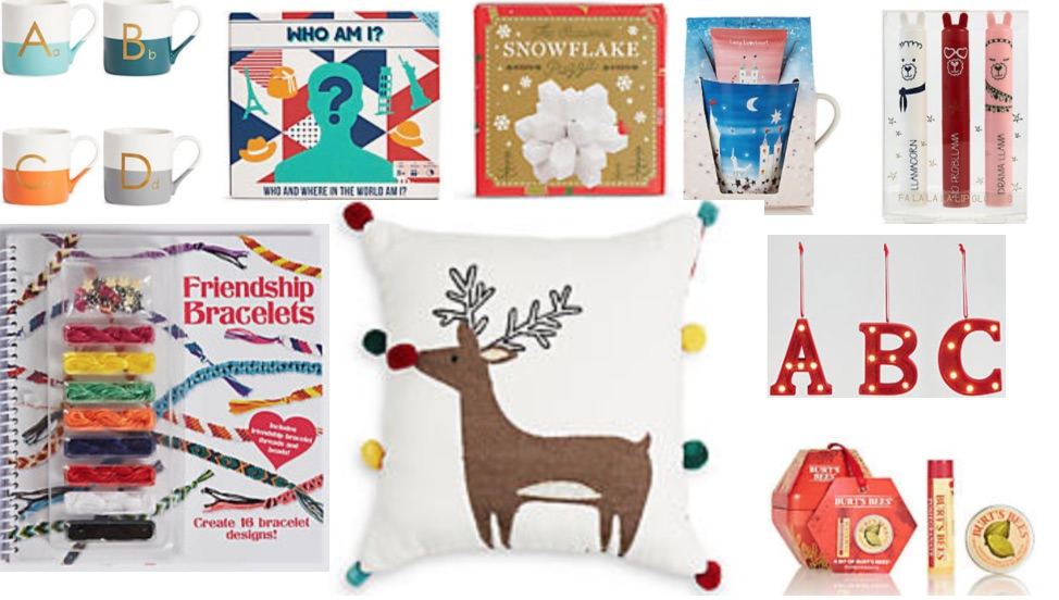 Christmas Gifts for Kids from M&S Stocking Fillers Secret Santa Christmas Gift Ideas for Kids