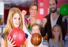 Family Bowling Lead Image