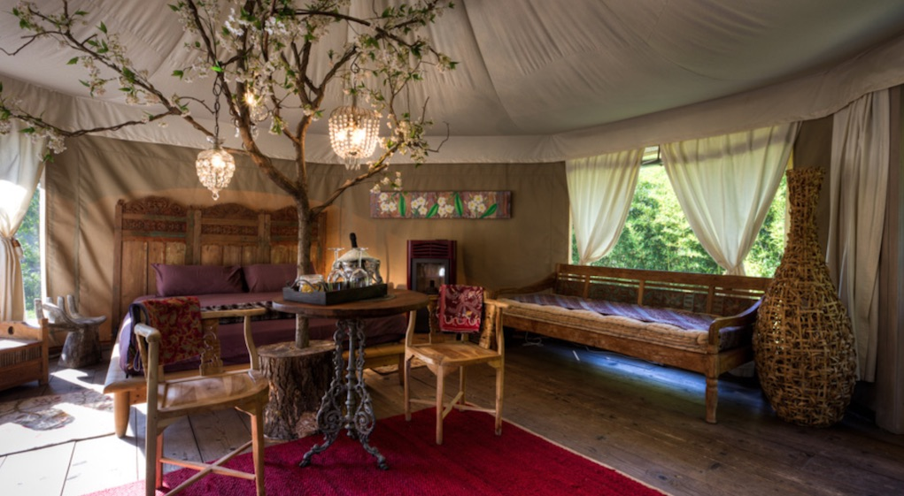 Glamping Canonici de San Marco Family Campsites Italy