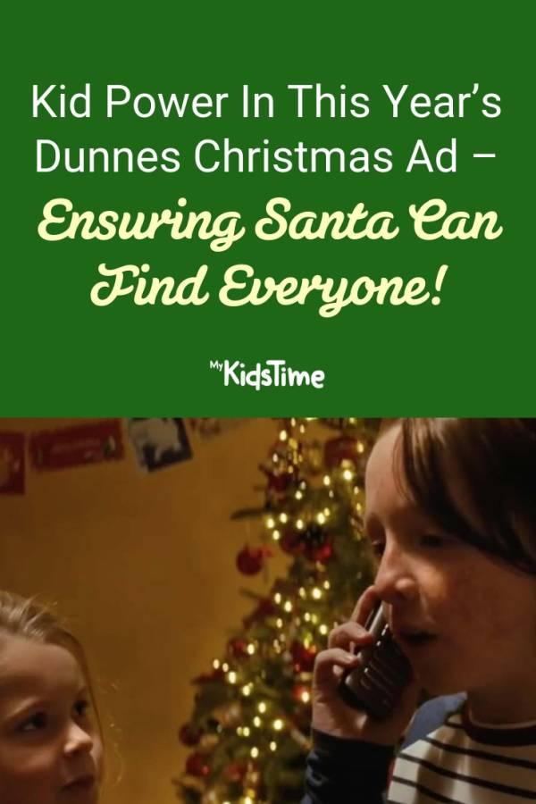 dunnes christmas ad