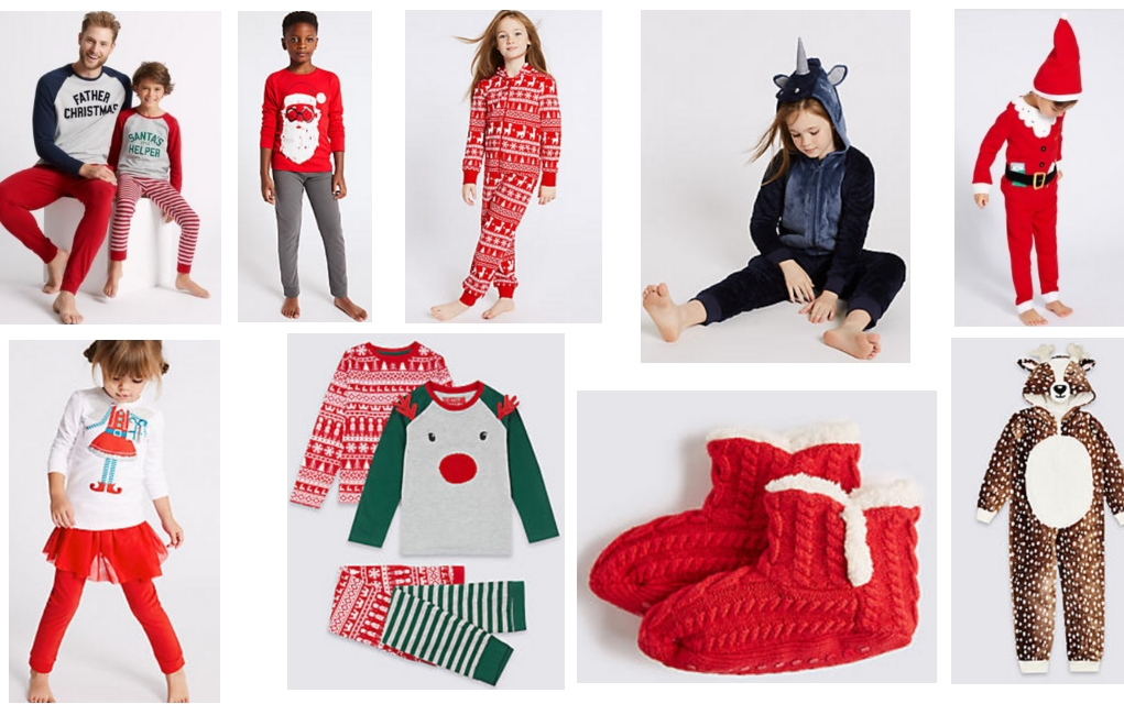 7b3ae0087c68 Isn t this Sleepwear the Cutest Ever for Kids for Christmas Eve