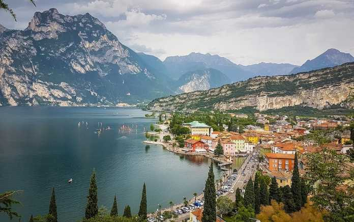 Lake Garda in Italy Family Campsites in Italy