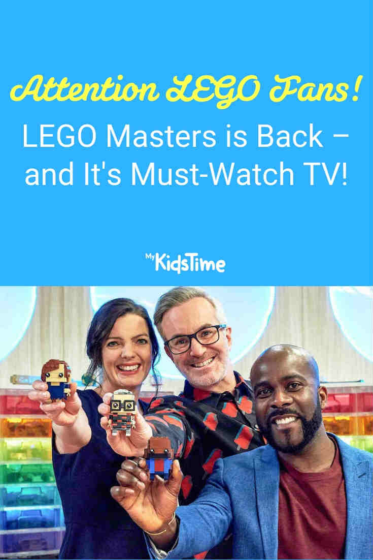 Mykidstime Lego Masters is back on TV