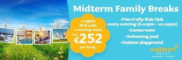 Maldron Hotel Oranmore Feb 2019 Midterm offers