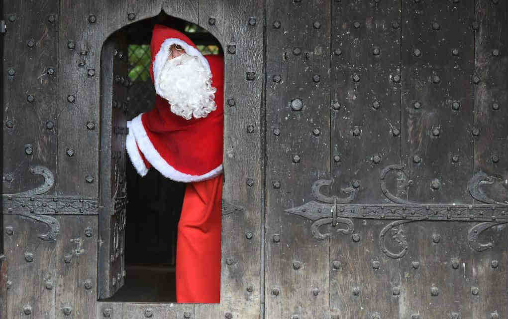 Mykidstime places to visit santa in the UK