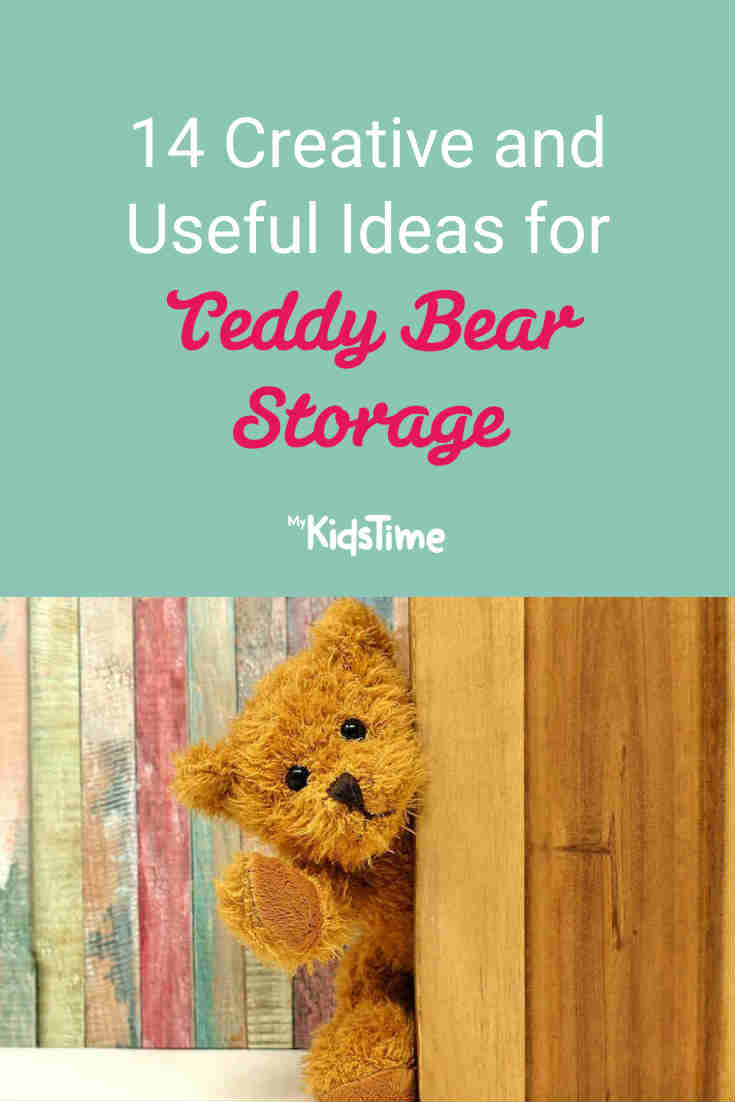 Teddy bear storage