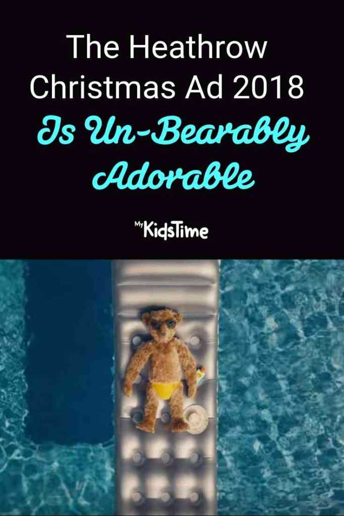 Heathrow Christmas Ad 2018