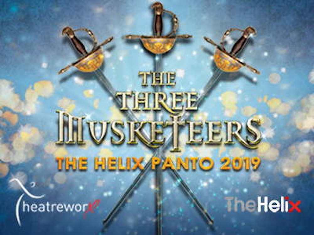 The Three Musketeers Helix Panto 2019