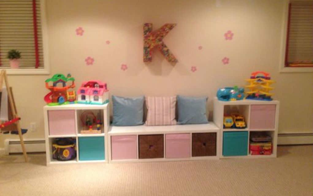 Mykidstime teddy bear storage ideas