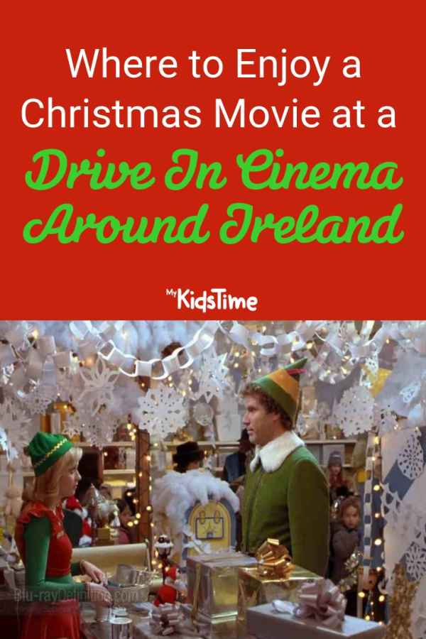 Where to Enjoy a Christmas Movie at a Drive In Cinema Around Ireland