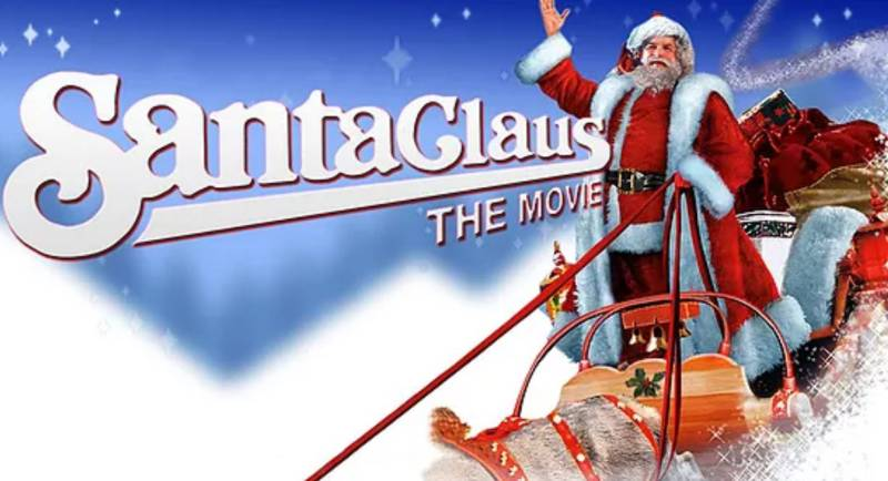 santa clause the movie drive in Christmas movie