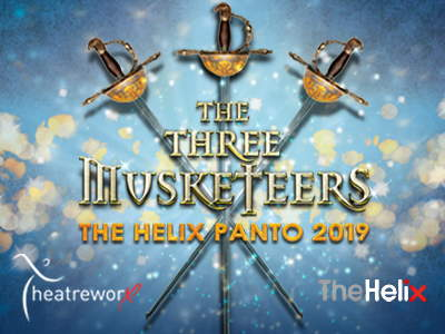 three musketeers helix panto 2019