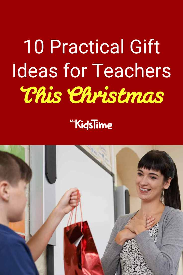10 Practical Gift Ideas For Teachers This Christmas - Mykidstime