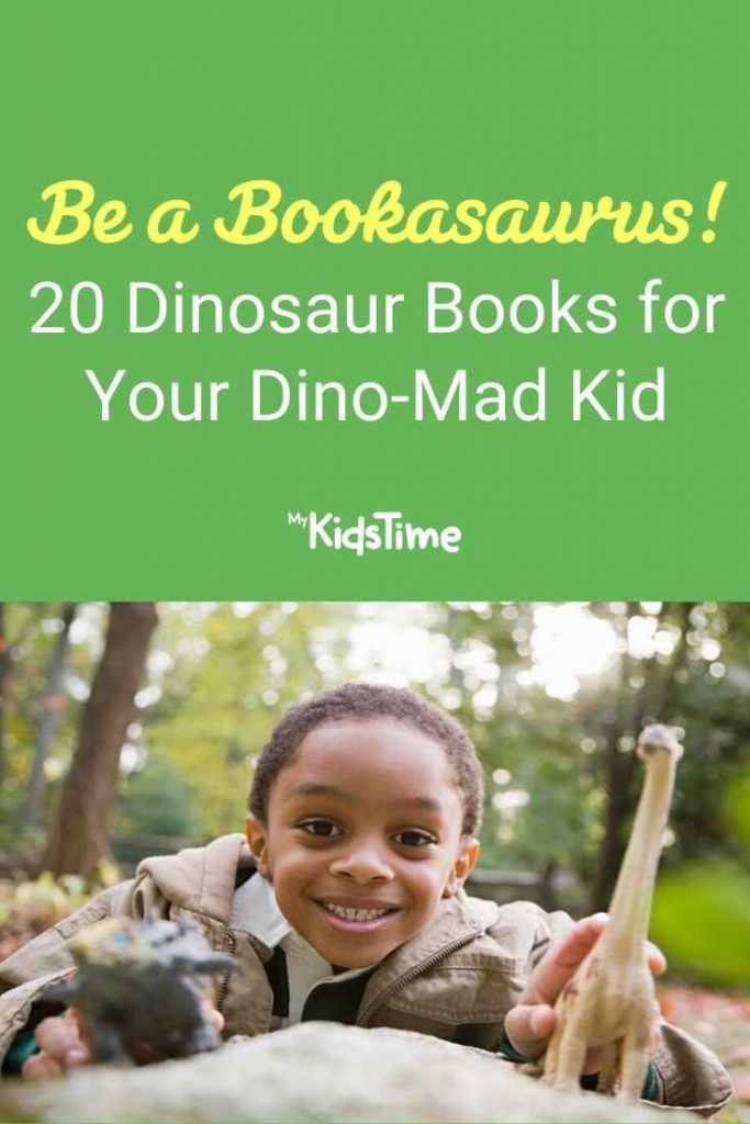 20 Dinosaur Books for Your Dino-Mad Kid