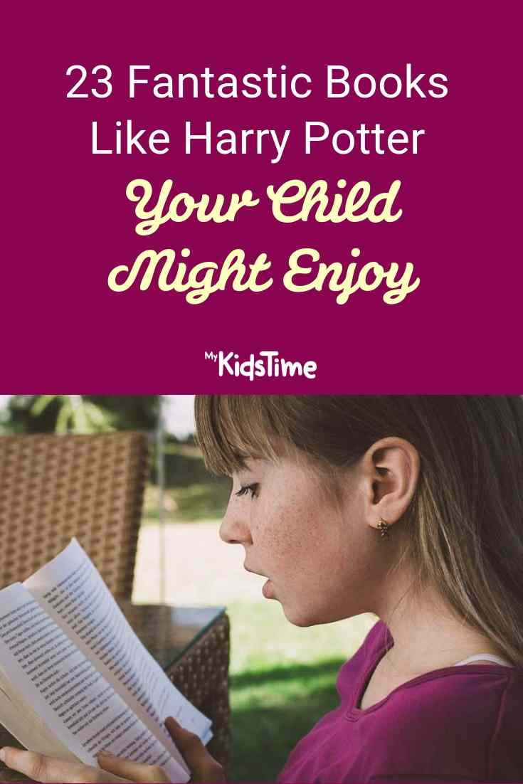 Books Like Harry Potter Your Child Might Enjoy