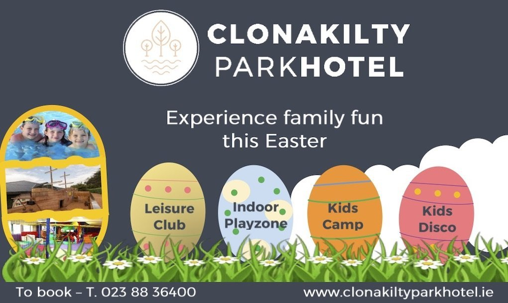 Clonakility Park Easter Offers