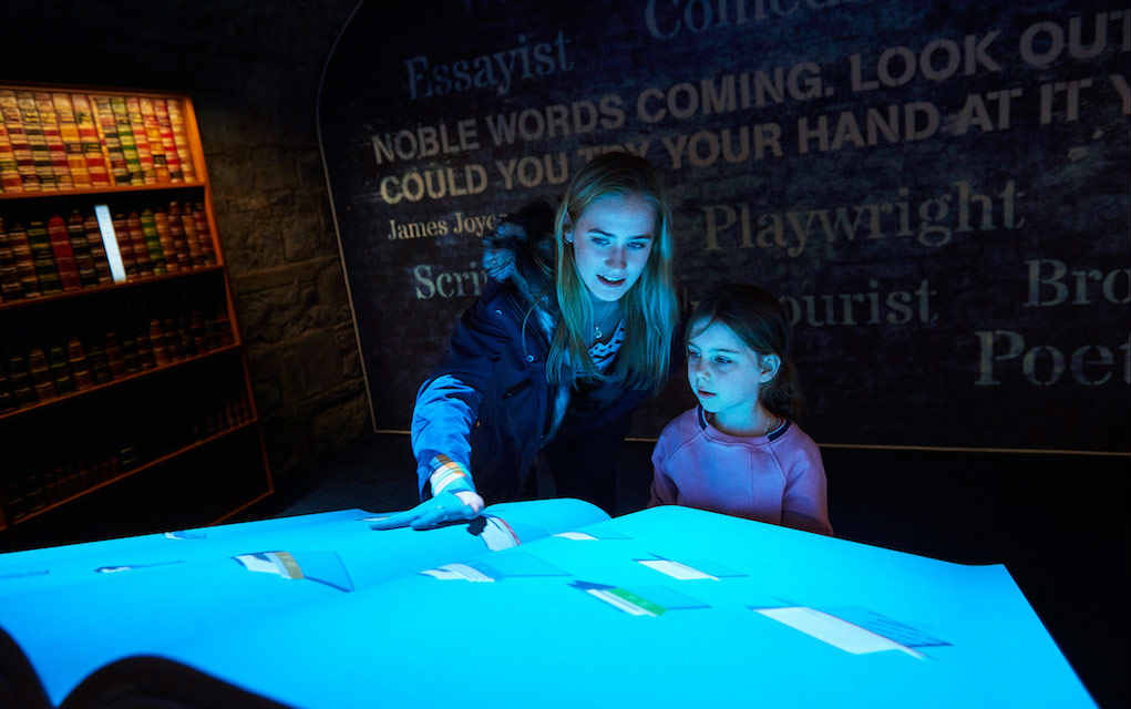 Epic emigration museum historic places in Ireland horrible histories in Ireland